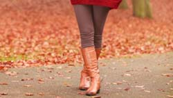 FALL IS A SMART TIME TO TREAT VEINS